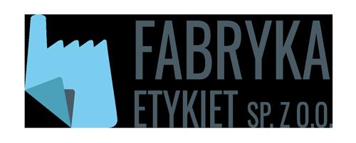 Fabryka etykiet logo